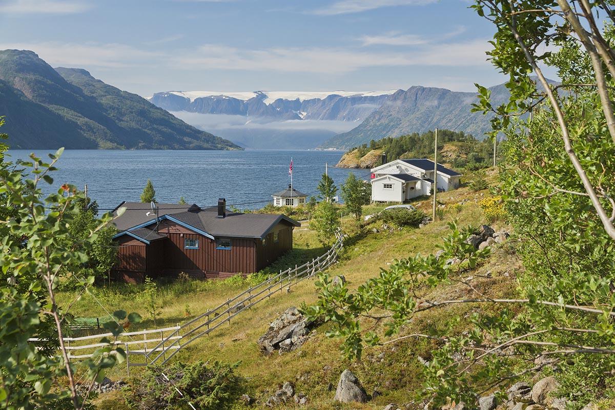 Bustling Eastern Norway