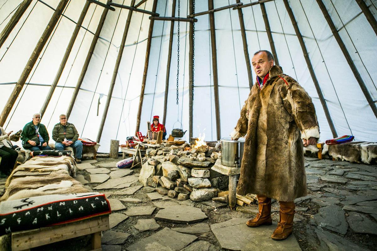 The Indigenous Sami Culture