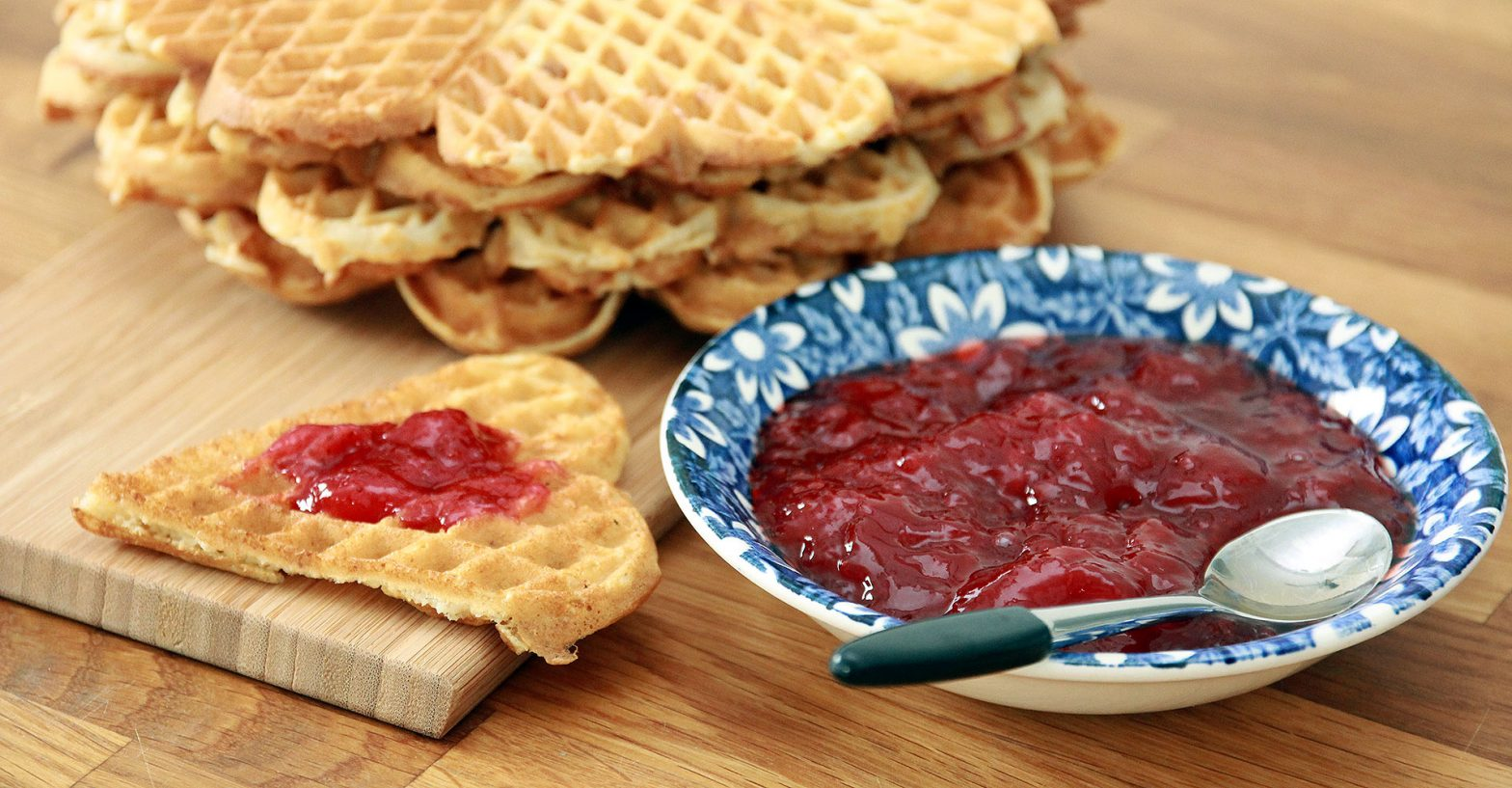 4 Unknown Facts About Norwegian Waffles